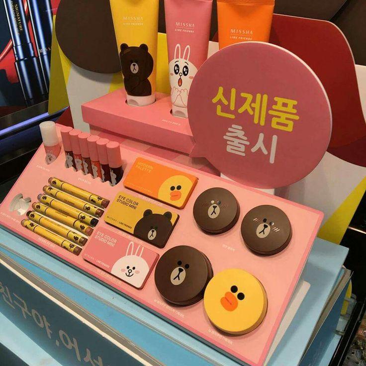 #Missha x #Line Friends #MagicCushion #ของแท้จากเกาหลี100%