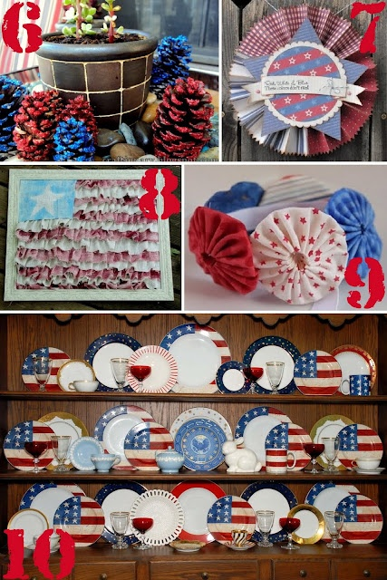 Independence Day projects