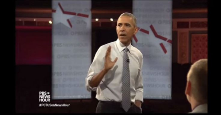 Remember when former President Barack Obama mocked then Republican nominee Donald Trump for unveiling his plans to create millions of new jobs? In a June 2016 town hall style forum,Obama was asked about Carrier Corp. jobs leaving Indiana. Specifically, Obama was asked about comments made by then-candidate Trump that he would bring Carrier jobs —…