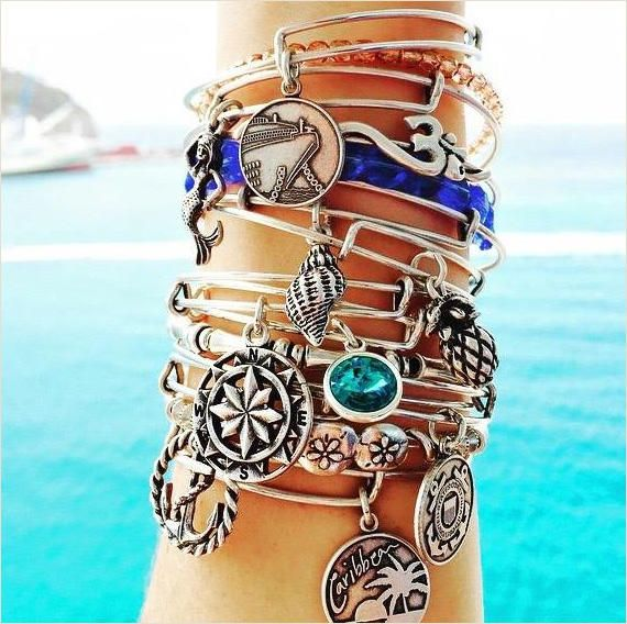 Alex and Ani at Firefly & Lilies https://store.fireflyandlilies.com/jewelry/bracelets/