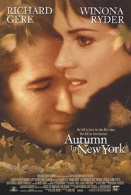 """Autumn in New York Online subtitrat. Pasiunea dintr-o poveste clasica de dragoste este prezentata intr-o maniera contemporana in filmul """"Toamna la New York""""; sentimentele profunde, care se traiesc doar o singura data in viata, nasc o impresionanta poveste de iubire dintre un barbat varstnic, ce nu crede in dragostea eterna, si o femeie tanara, care nu poate trai decat clipa prezenta."""