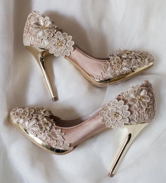 Bride shoes and Wedding shoes heels