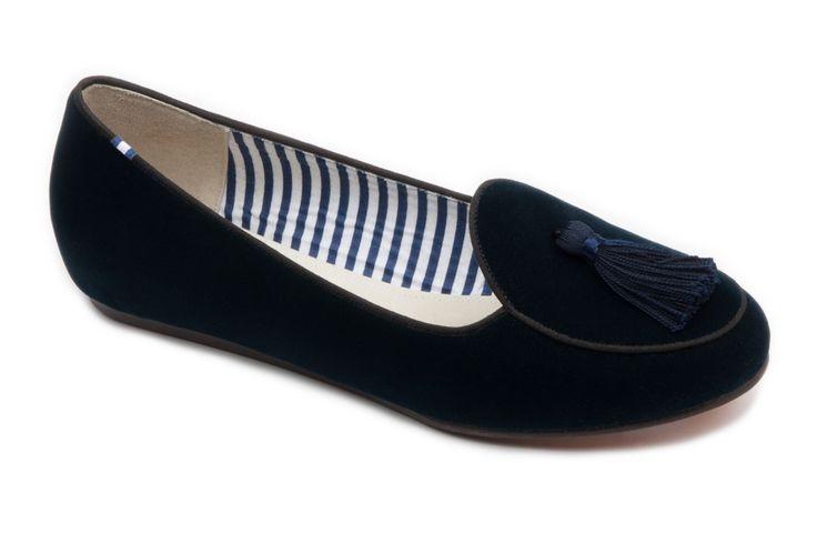 Olimpia Blue Velvet