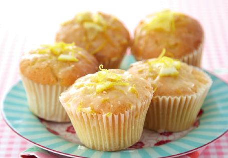 Lemon Drizzle Cupcakes #recipe #AldiBakeOff #baking #competition