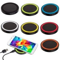 Wish | Charming New Universal Qi Wireless Power Charging Charger Pad Battery For Mobile Phone Smart Phone for iPhone Galaxy S3 S4 S5 Note 2 3 4 Nokia Nexus