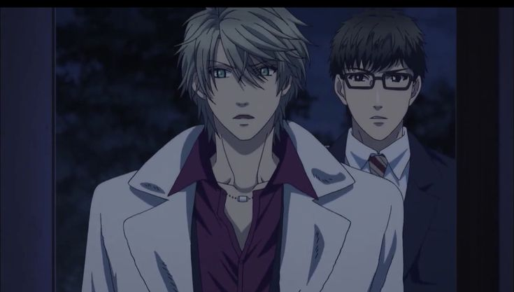 Pin by on super lovers anime art character