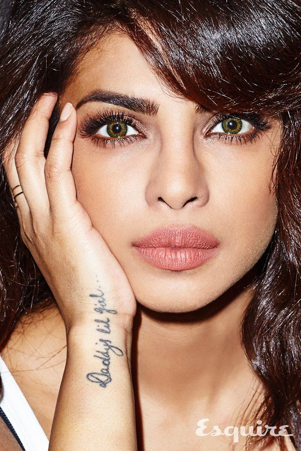 Check out these stunning pix from Priyanka Chopra photoshoot for #EsquireMagazine.