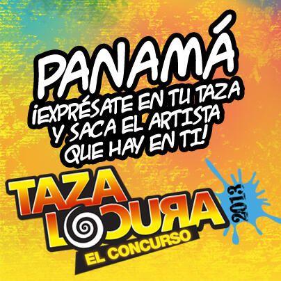 Panamá, ¡exprésate en tu taza!.