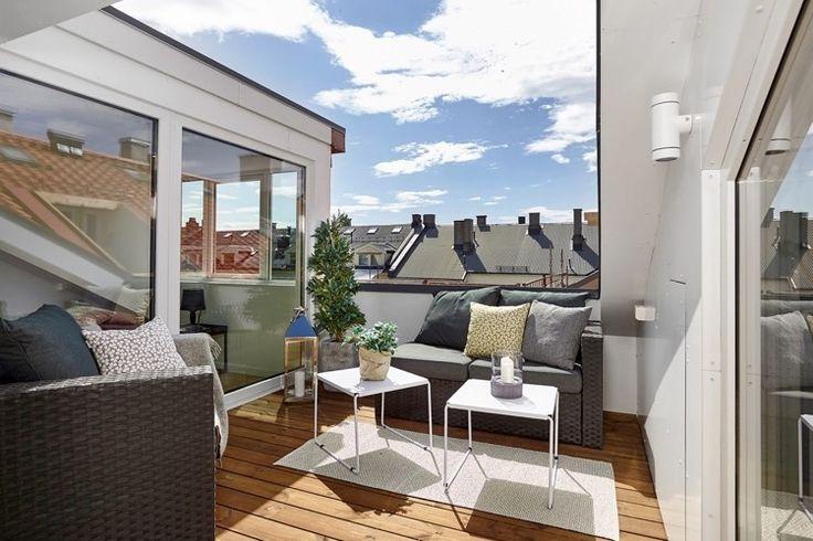 Terrasse tropézienne – réussir son aménagement pour profiter d'un coin de ciel bleu en pleine ville