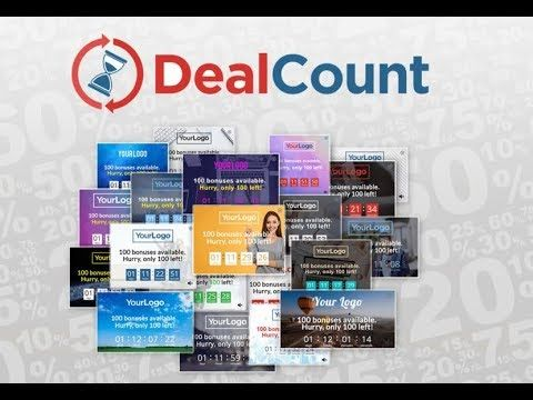 DealCount Demo-Step By Step How To Increase Your Conversion Rates On ALL...