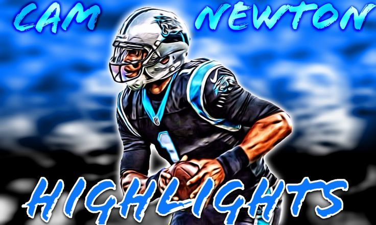 "Cam Newton Highlights |""Superman""