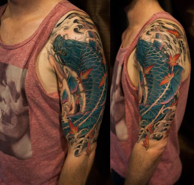 1000 images about asian colour tattoos on pinterest koi