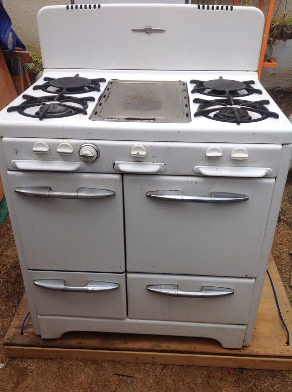 Okeefe And Merritt Vintage 1950 S Stove By Alotofsawdust