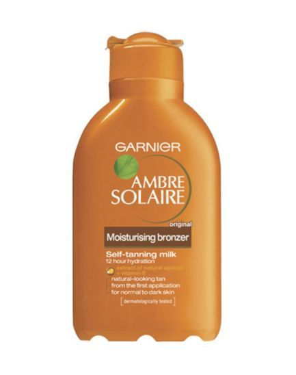 Garnier Ambre Solaire Bronzer Self-Tanning Lotion 150ml - Boots