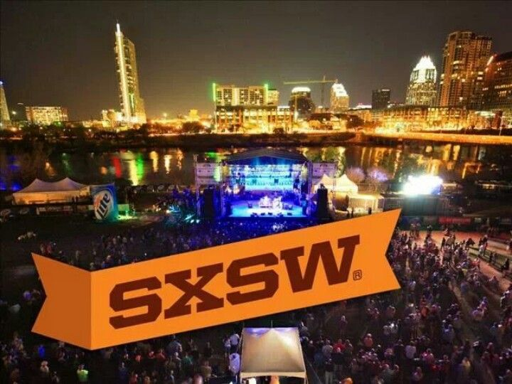 SXSW ...South by Southwest Music Festival Austin,Texas