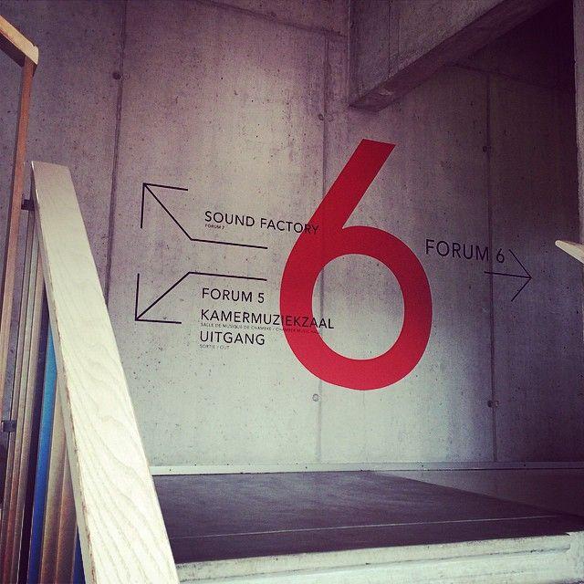 Nice #signage spotted in #bruges