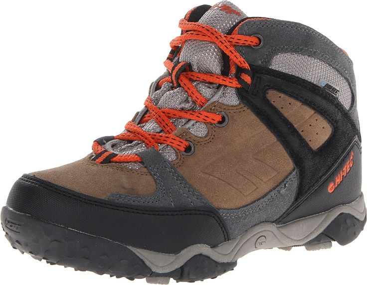 Hi-Tec Kid's Tucano Waterproof Junior Light Hiking Boot (Toddler/Little Kid/Big Kid) -- This is an Amazon Affiliate link. Read more at the image link.