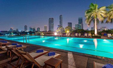 Riverside Hotel Bangkok Thailand | Swimming Pool | Chatrium Bangkok Holidaydentalthailand