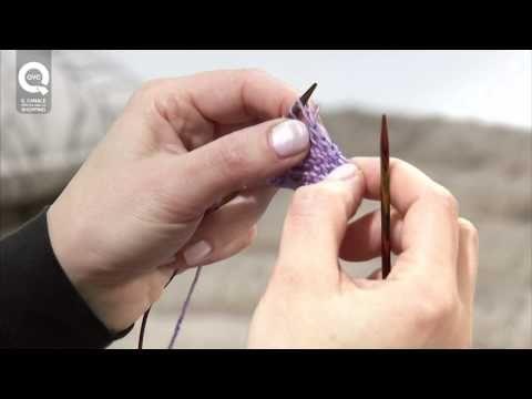 Lavora A Maglia con Emma Fassio - Chiusura Elastica - YouTube
