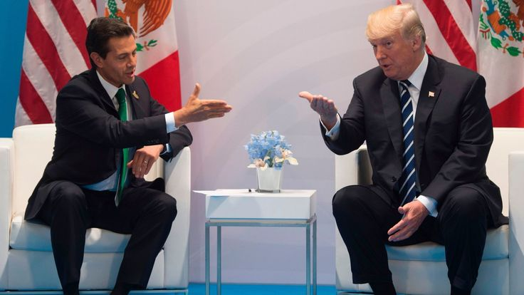 #Trump again insists #Mexico will pay for #wall...