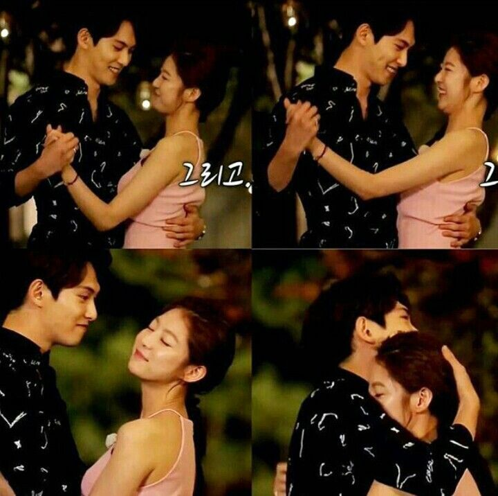 Omooo! This couple so romantic. #jongyeon