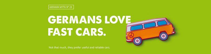GERMAN LOVE FAST CARS