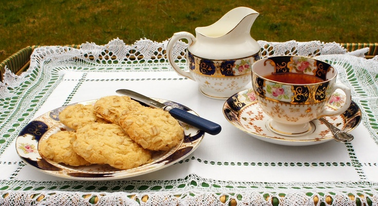 Read up on how to throw the perfect Anne of Green Gables garden party - including some yummy recipes: http://blog.shopatsullivan.com/2013/02/anne-of-green-gables-tea-party/