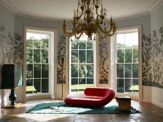Décor renova mansão secular inglesa - Casa Vogue