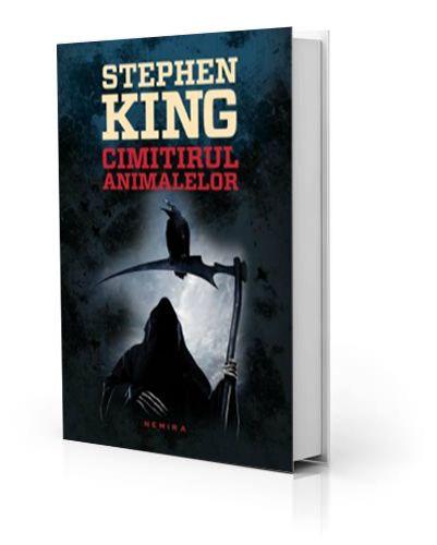 Cartea care l-a speriat chiar şi pe Stephen King