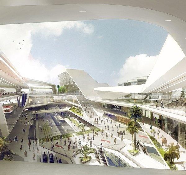 vision for union station LA