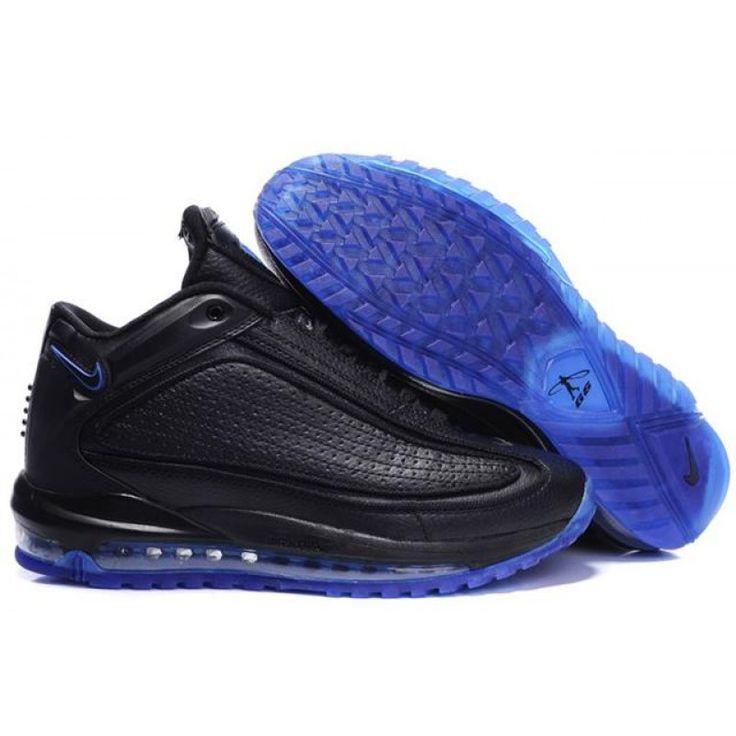 Nike Air Ken Griffey Max GD II Black Varsity Royal , Price: $83.80 - Nike Air Foamposite Shoes, Air Foamposite One Shoes