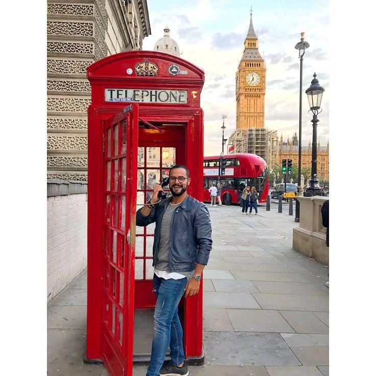 #TBT  Viajar é a única coisa que você compra e lhe faz mais rico _______________________________________  #TBT Viajar es la única cosa que compras que te hace más rico . . . . . . . . . . . . #london #londres #londontelephone #bigben #ferias #vacations #sueñohechorealidad #sonhocumprido #dreamscometrue #londonlifestyle #ingles #unitedkingdom #reinounido #vacations #viajedeensueño #manstyle #fashionstyle #motivation #motivacao #motivacion #inspiração #quererespoder #ElYoComoMotivación…