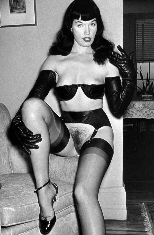 Betty Page Photos: Twintraction:Bettie Page