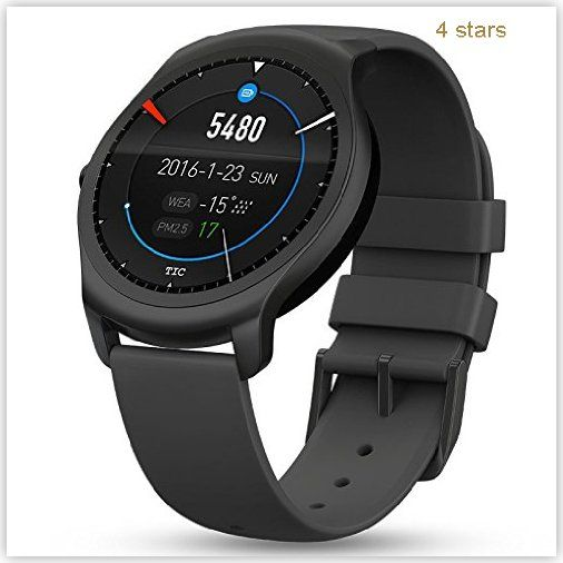 Ticwatch Active Ultra Smooth Smartwatch