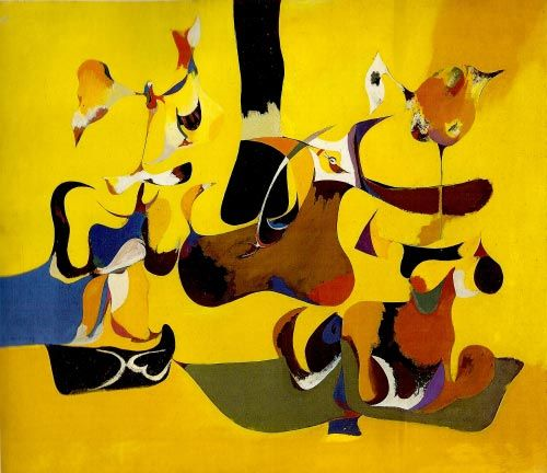The Real World of Abstractionism: Arshile Gorky and the Supremacy ...