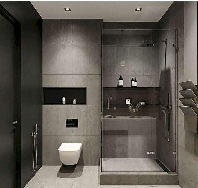21 Bathroom Remodel Ideas The Latest Modern Design Small Style Modern Bathroom Re Tata Letak Kamar Mandi Desain Kamar Mandi Modern Renovasi Kamar Mandi Kecil