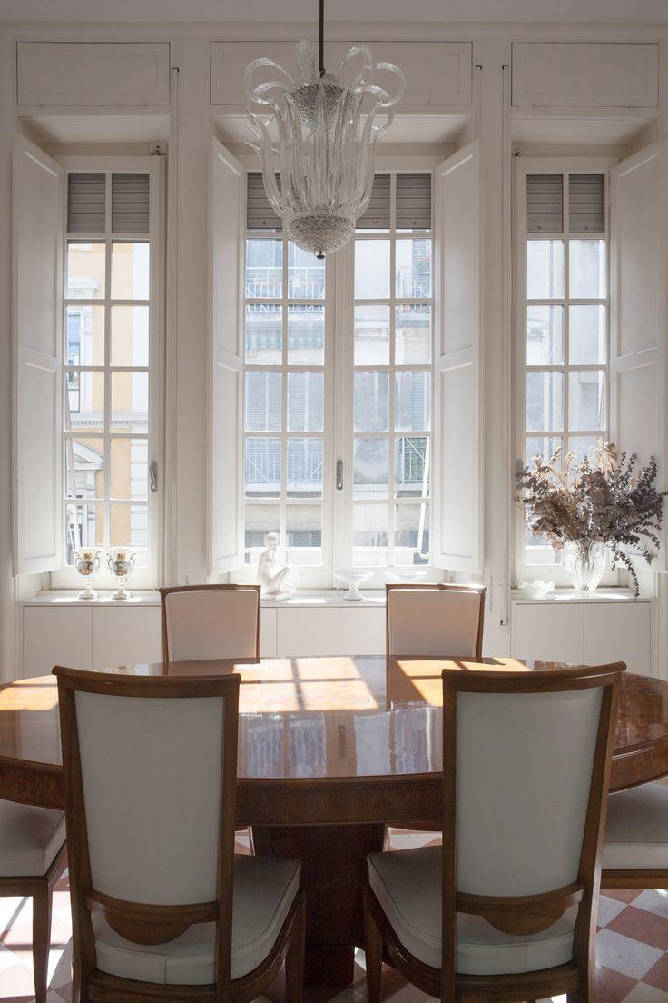 Casa C D #diningroom #interiors