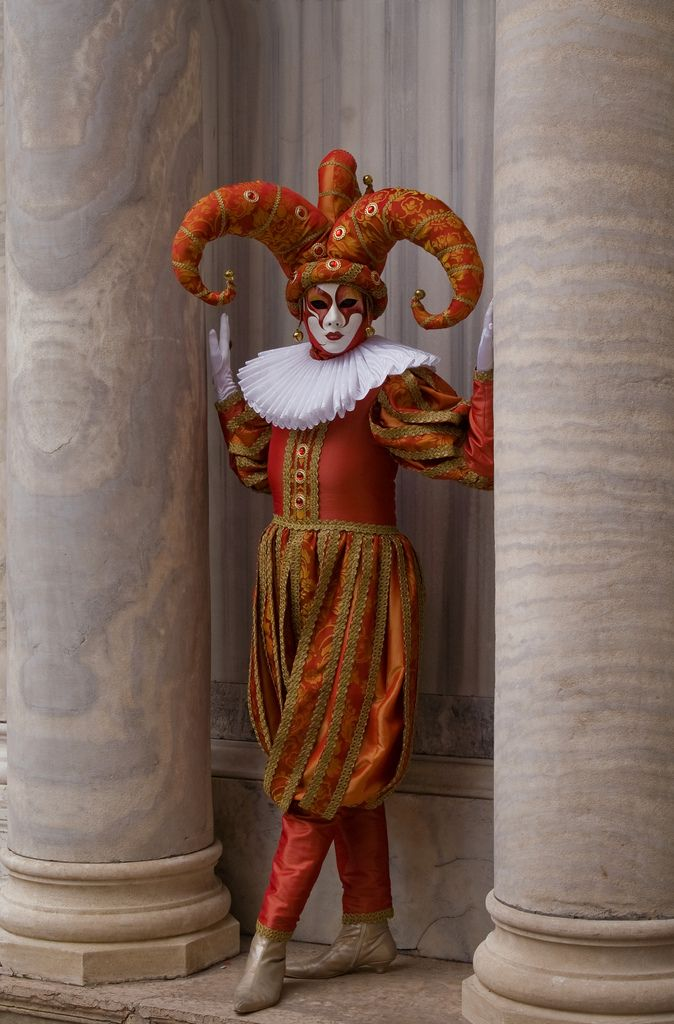 Lovely jester's costume from Carnival of Venice 2010 Flickr - Photo Sharing!