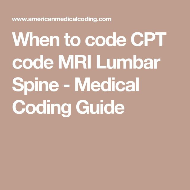 a short guide about when to code lumbar spine in radiology facility medical coding also check the do and these codes best billing images on coder cour
