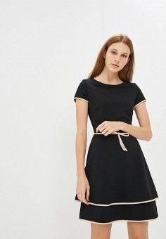 Платье Morgan купить за 6 399 руб MO012EWBMWC8 в интернет-магазине Lamoda.ru cfcdc0090fd