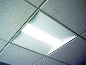 Ceiling Tile Light Fittings