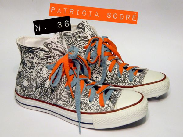 Pat x Q-guai x Converse on Behance www.patriciasodre.com