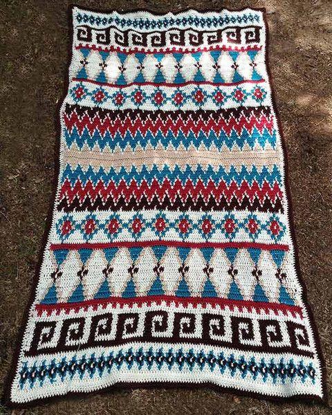 504 Best Knitting Crochet Images On Pinterest Filet Crochet