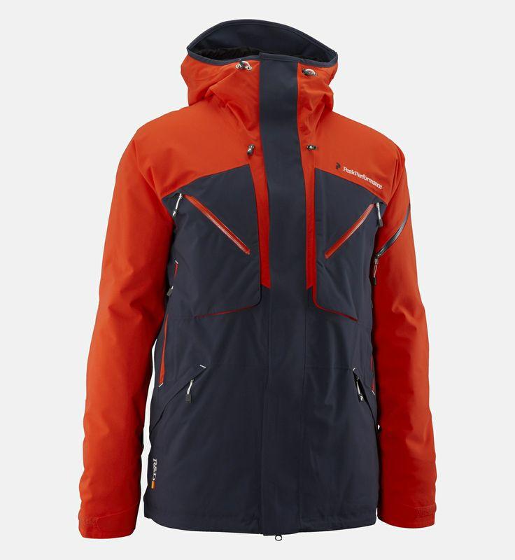 Men's Heli Chilkat Jacket - heli | Peak Performance