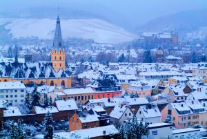 Ahr Valley in the Winter - Germany