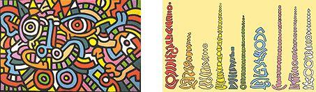 Ursus Wehrli: Keith Haring Deconstructed