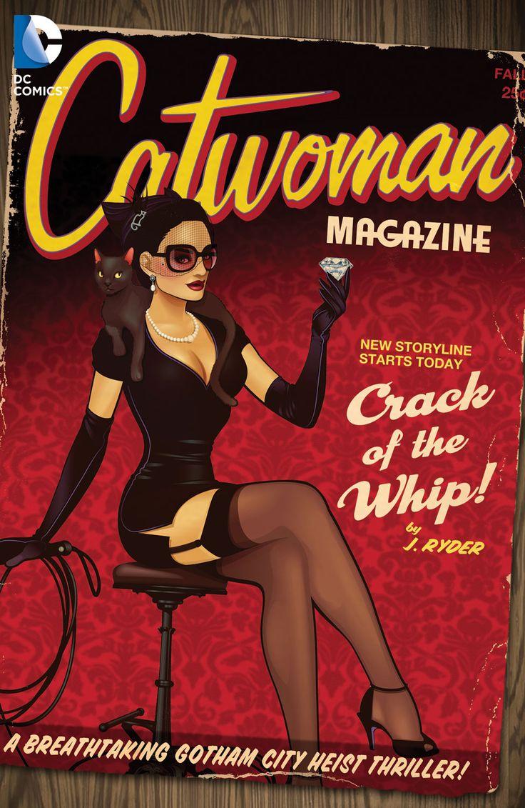 Catwoman - New 52 Bombshell Variants