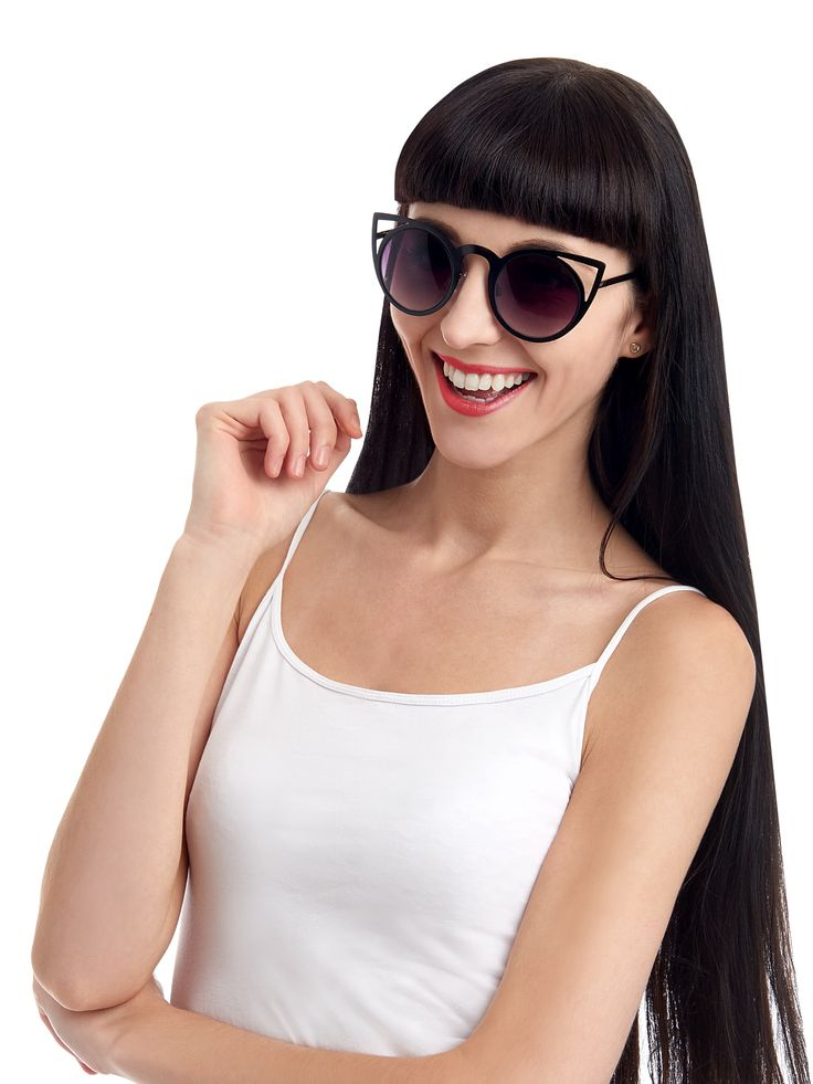 Zara sunglasses by the MIX: Stealthy, cunning and stunning – Zara is the fox in the party den.