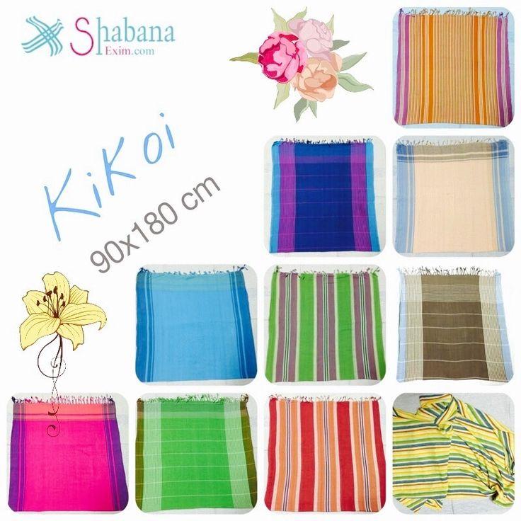 Kenyan kikoy towels kikoi