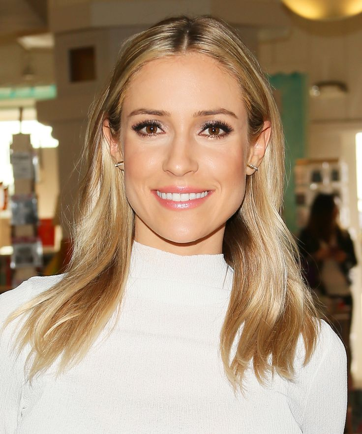 Kristin Cavallari's Beach Waves Belong on Your Pinterest Board from InStyle.com